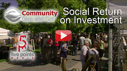 Community Give and Get - Social Return on Investment
