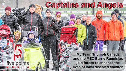 myTEAM TRIUMPH Canada - Captains and Angels, 2019