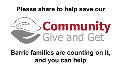 Community Give and Get enters McDougall Family Fund contest 2019