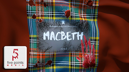 MacBeth by Burro'd Theatre, Barrie, 2019